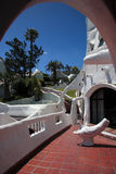 Hotel Casapueblo, Punta del Este, Uruguay Royalty-vrije Stock Foto's
