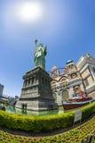 Hotel & casino de New York em Las Foto de Stock Royalty Free