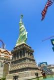 Hotel & casino de New York em Las Imagem de Stock