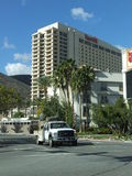 Hotel & casino do Rincon de Harrah Fotos de Stock