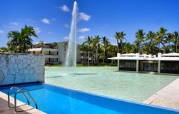 Hotel Catalonia Royal Bavaro Stock Photo