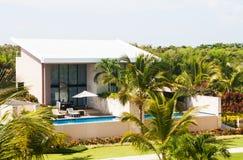 Hotel Catalonia Royal. Dominican Republic. Punta Cana Royalty Free Stock Photography
