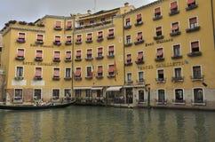 Hotel Cavaletto Stockfotografie