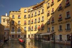 Hotel Cavalletto in Venetië, Italië, 2016 Royalty-vrije Stock Foto