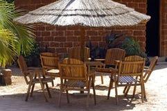 Hotel check Banfora Burkina Faso. Hotel check Banfora in Burkina Faso in West Africa Stock Image