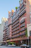 Hotel Chelsea, de Stad van New York Stock Fotografie