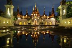 Hotel Chiangmai de Dhara Dhevi, Tailândia Fotos de Stock Royalty Free