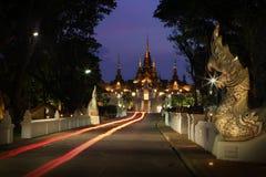 Hotel Chiangmai de Dhara Dhevi, Tailândia Imagem de Stock Royalty Free