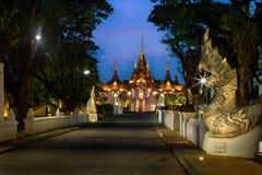 Hotel Chiangmai de Dhara Dhevi, Tailândia Imagem de Stock