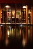 Hotel cinese Fotografia Stock