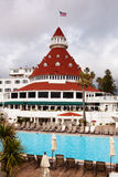 Hotel Close To Beach In San Diego Stock Photography