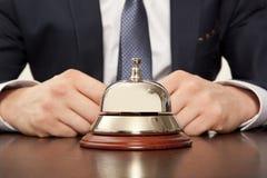 Hotel Concierg Stock Photography
