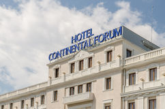 Hotel Continental Stock Photography