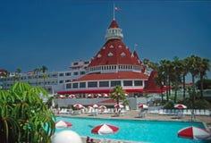 Hotel Coronado Royalty Free Stock Photography