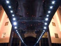 Hotel cosmopolita en Brno foto de archivo