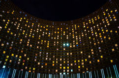 Hotel Cosmos in Mosсow Stock Photos