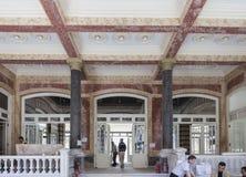 Hotel Costantinopoli del palazzo di Pera Fotografie Stock