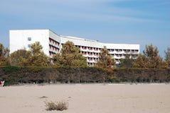 Hotel in Crimea. Hotel at the Black Sea Crimea stock photos