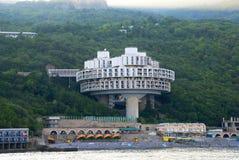 Hotel in Crimea, Ukraine Stock Photo