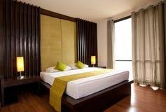 Hotel-cuarto Foto de archivo libre de regalías