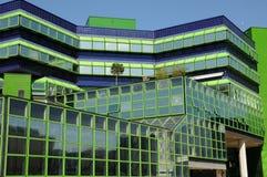 Hotel d agglomeration in Cergy Pontoise Stock Image