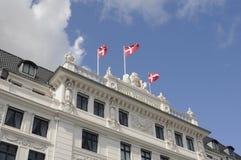 HOTEL D'ANDLETERRE Fotografía de archivo