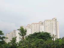 Hotel da descoberta em Jakarta imagens de stock