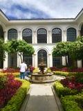 Hotel da mansão fotos de stock royalty free
