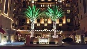 Hotel da montagem Fotografia de Stock Royalty Free