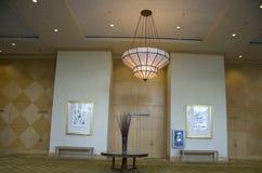 Hotel, das Restaurant speist Stockfotografie