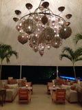 Hotel de Anguila imagem de stock royalty free