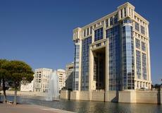 Hotel De antigone Montpellier region Zdjęcie Stock