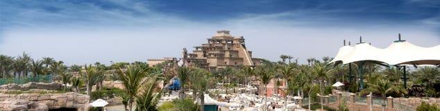 Hotel de Atlantis em Dubai fotos de stock royalty free