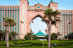 Hotel de Atlantis na ilha de palma Foto de Stock