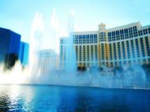 Hotel de Bellagio e casino, Las Vegas foto de stock