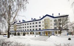 Hotel de Beryozka en Vawkavysk belarus Fotografía de archivo