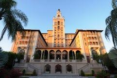 Hotel de Biltmore em Coral Gables, Miami Foto de Stock