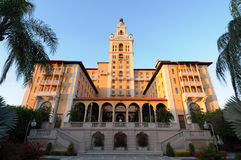 Hotel de Biltmore en Coral Gables, Miami Foto de archivo