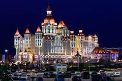 Hotel de Bogatyr Imagens de Stock