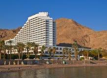 Hotel de centro turístico Fotos de archivo