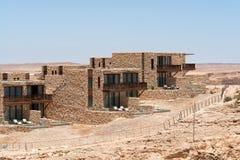 Hotel de centro turístico de lujo del desierto Israel Foto de archivo