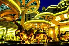 Hotel de centro turístico de Sunway y balneario Fotografía de archivo