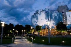 hotel de cinco estrelas em Kiev Fotos de Stock Royalty Free