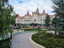 Hotel de Disneylândia Imagem de Stock Royalty Free