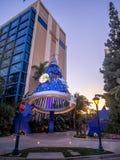 Hotel de Disneyland de Disney Foto de archivo