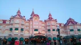 Hotel de DISNEYLAND PARÍS Mickey Mouse Foto de archivo libre de regalías