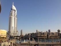 Hotel de Dubai atlantis fotografia de stock