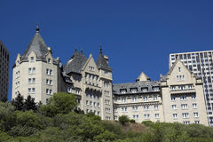 Hotel de Edmonton Foto de archivo
