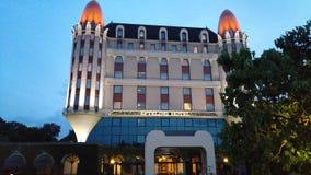Hotel de Efteling Fotos de Stock