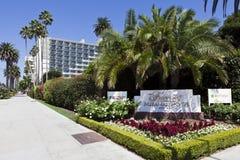 Hotel de Fairmont Miramar Foto de Stock Royalty Free